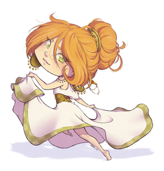 :PC: Rhea by A-nako