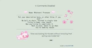 so cute   non-core code f2u by SnowGirl1548