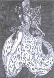 Deathdance by Cy-Henty-art