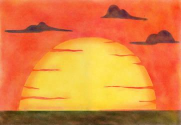 Sundown by jumocke