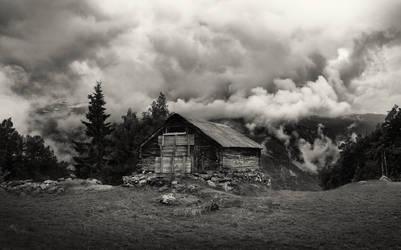 Hytte by BennyBrand