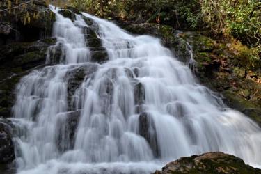 Yellow Creek Falls by notneb82
