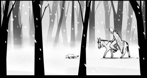 Wintery by NiranAroon