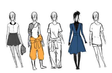 fashionista by NiranAroon