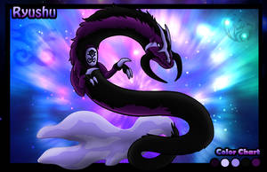 Ryushu Ghost Dragon Profile by AzureHowlShilach