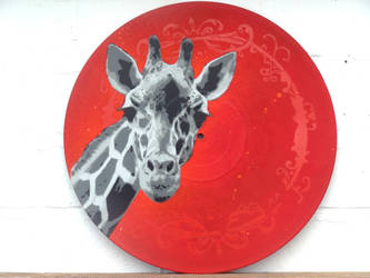 giraffe by serwu