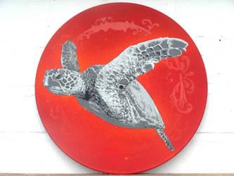 turtle by serwu