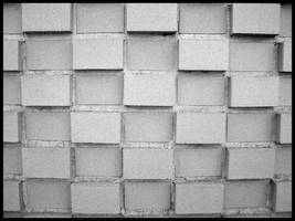 In and Out Bricks by wiebkefesch
