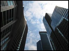 Midtown Atlanta 3 by wiebkefesch
