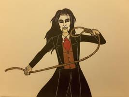 Brandishing the Lasso by Dragon-hobbit101