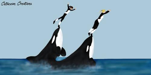 Legends by CetaceanCreations
