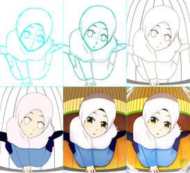 Step By Step 1 by Rahimi-AF