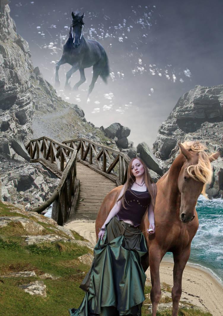 Spirito Guida Cavallo by vi-bella