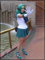 Sailor Neptune: Deep Submerge by VandorWolf