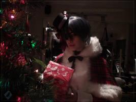 Christmas with Phantomhive by VandorWolf