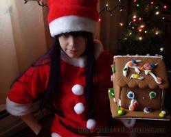 Yuri Lowell: Gingerbread Fail by VandorWolf