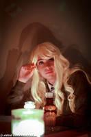 Harry Potter- Luna Lovegood by VandorWolf