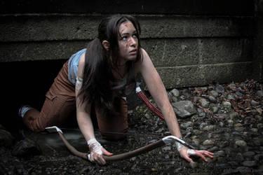 Lara Croft: Tomb Raider by VandorWolf