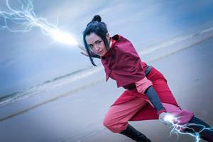 Avatar The Last Airbender: Azula by VandorWolf