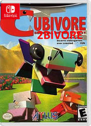 Cubivore 2bivore by blinx-182