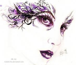 Blackbird by Astaldo-Fea