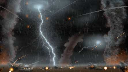 2AW Rubikon Ground War: Advancing Storm by EmperorMyric
