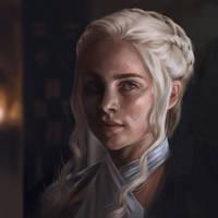 Daenerys | Screencap Study by CottonyHotchkiss