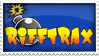 Rifftrax Stamp by sammich