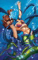 The Mermaid by SarahPerryman