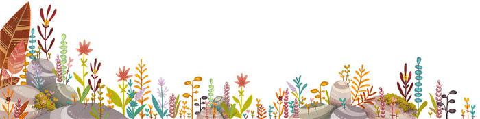 -Online shop banner- by JustineF-Illustrator