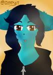 RQ: Nina (Request of codycrogran) by QueenBalloraPurpleYT