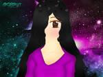 Darkness-Beauty RQ by QueenBalloraPurpleYT