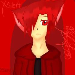 XSilent (Digital) by QueenBalloraPurpleYT