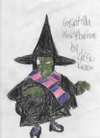 Gruntilda Winkybunnion- Rhyming Hag by ClassicKazooie