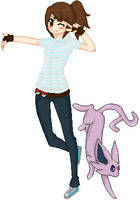 A Trainer has Challenged You by TrainerAnna