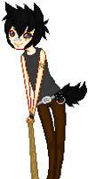 Wolfman by TrainerAnna
