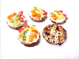 sweet tartlets by KPcharms
