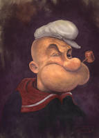 TDP-Popeye, sorry Rembrandt by Ostrander