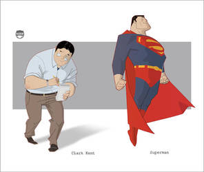 Clark....Superman by CoranKizerStone