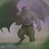 Goliath by CoranKizerStone