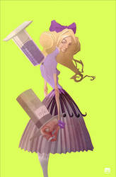 AliCe In WonDerLanD by CoranKizerStone