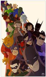 Strange Bat Fellows by CoranKizerStone
