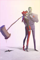 Bat Hatin Joke Lovers by CoranKizerStone