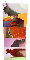 The Line of Justice by CoranKizerStone