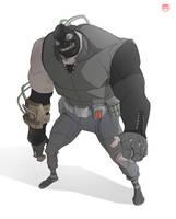 Bonecrusher Bane by CoranKizerStone