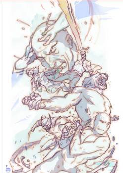 Men of X by CoranKizerStone