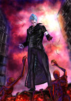 Vergil evil DMC by Darth-Vanya