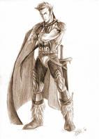 Dark Elf by Darth-Vanya