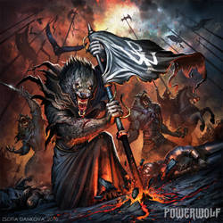 Powerwolf - Fire and Forgive by Whiluna