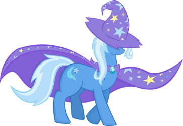 The great and Powerful Trixie by Godoffury